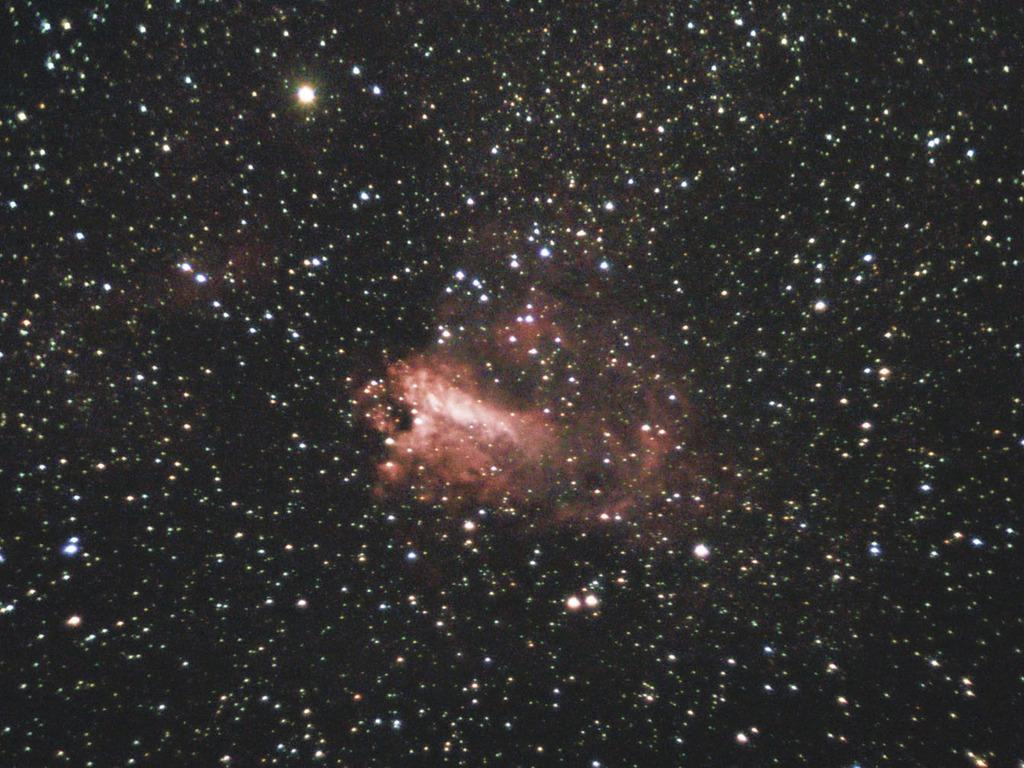 Фото космоса через домашний телескоп